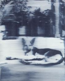 Gerhard Richter, Hund, 1965. Deutsche Bank Collection. © Gerhard Richter