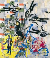 Sigmar Polke, Untitled (Drehung), 1979, Deutsche Bank Collection, � VG Bild-Kunst, Bonn 2010