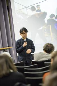 Talk on Koki Tanaka's project for Skulptur Projekte 2017