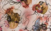 Wangechi Mutu, Fallen Heads (detail), 2010. Photo: Bill Orcutt. � Wangechi Mutu, Susanne Vielmetter Los Angeles Projects and Victoria Miro Gallery